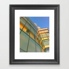 IAC 3 Framed Art Print