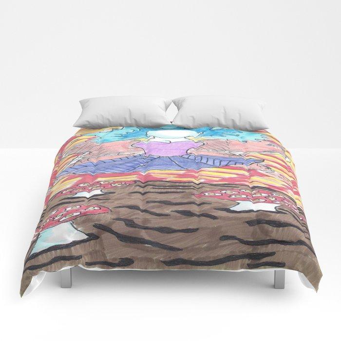 Crispy Angel Comforters