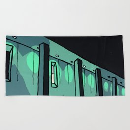 Bank Beach Towel