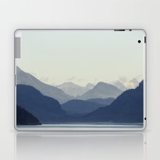 Alaska sailing Laptop & iPad Skin