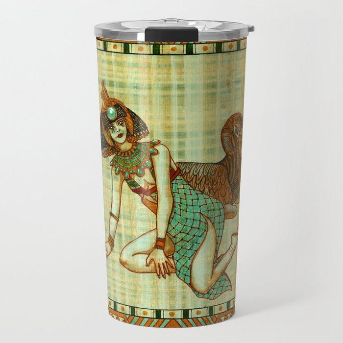 Cleopatra 3 Travel Mug