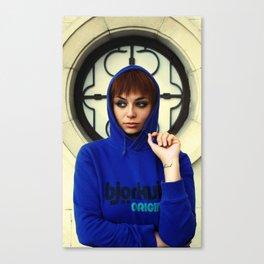 Urban Saints #2 Canvas Print