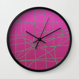 Color example Wall Clock