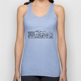 Downtown Unisex Tank Top