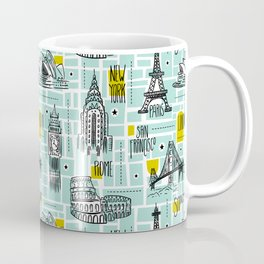 Globetrotter Coffee Mug
