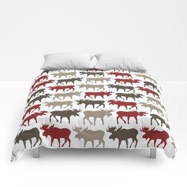 Moose Promenade Comforters