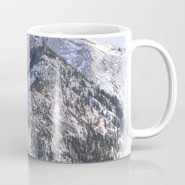 Mt Rundle & Raven (Canadian Rockies) Coffee Mug