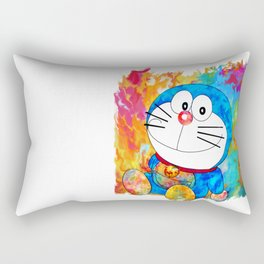 Doraemon Rectangular Pillow