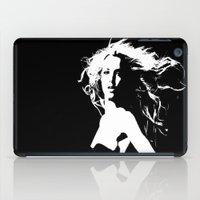 britney iPad Cases featuring Pretty Britney by Dora Birgis