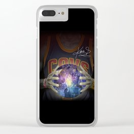 Kyrie = Clutch Clear iPhone Case