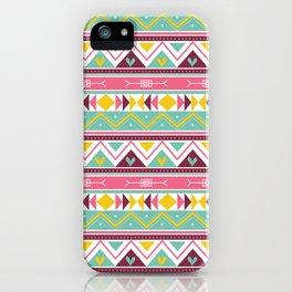 Batik Style 2 iPhone Case