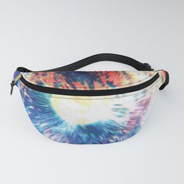 """""""COSMIC AFFINITY"""" Fanny Pack"""