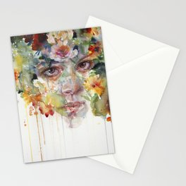 quiet zone Stationery Cards