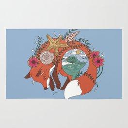 Sea Fox Rug