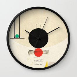 Oneonone Wall Clock