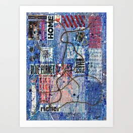Invention, 19th May 2018 Art Print