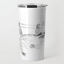 Maya's Sloth Travel Mug