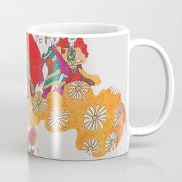 She's One Groovy Chick Coffee Mug