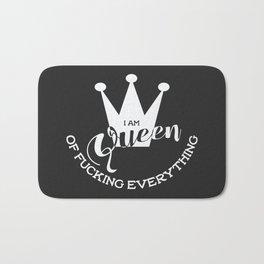 The Queen Bath Mat
