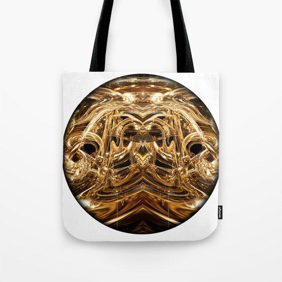 oro tre Tote Bag