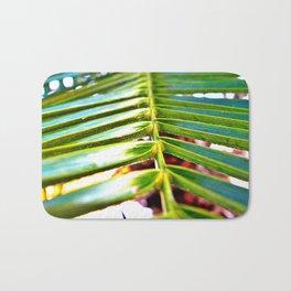Palm Branch Bath Mat