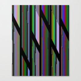 Static LXX Canvas Print