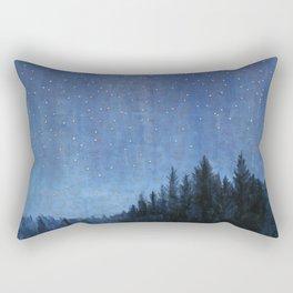 Sky Jewelry Rectangular Pillow