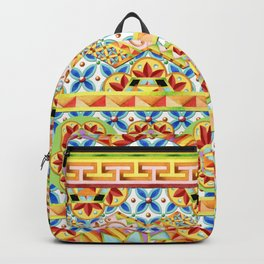 Gypsy Caravan Circus Backpack