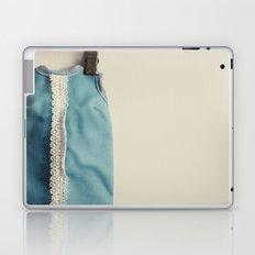 Doll Closet Series - Blue Dress Laptop & iPad Skin