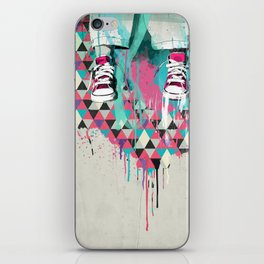 Jump iPhone Skin