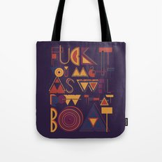 Row That Boat Tote Bag