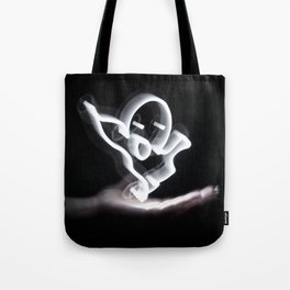Boo my little ghost Tote Bag