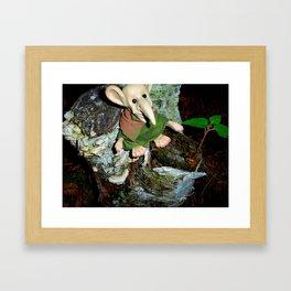 Wunjo the Goblin Framed Art Print