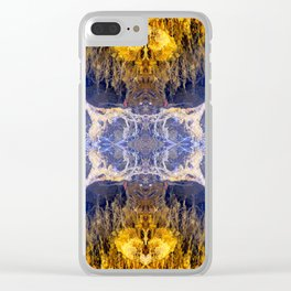 Rooted at the Heart Clear iPhone Case