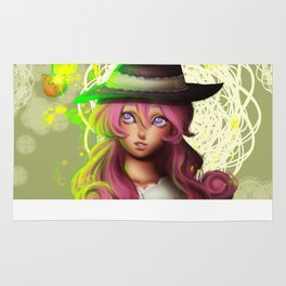 Charm witch Rug