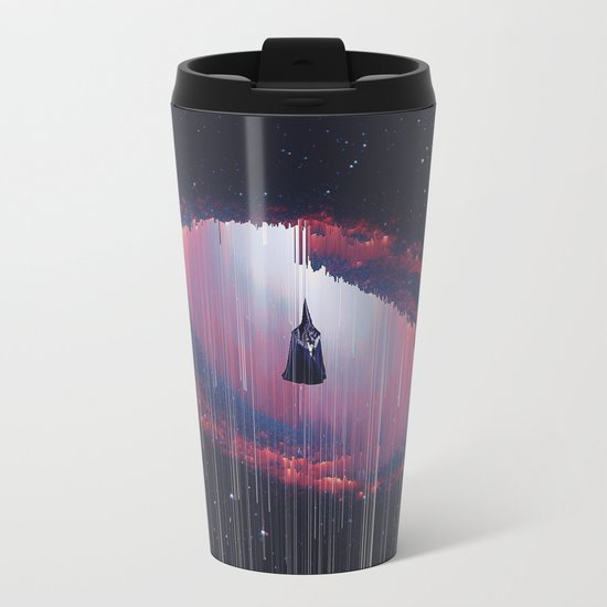 ascend Metal Travel Mug