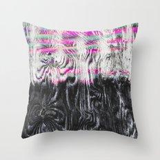 Daft Splinters Throw Pillow