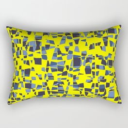 Sorrento daytime Rectangular Pillow