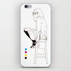 Believer iPhone & iPod Skin