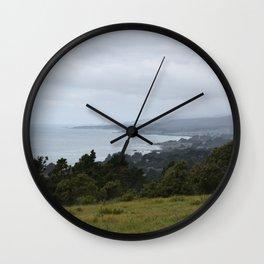 sea scape Wall Clock