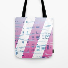 Abstract wings of freedom Tote Bag