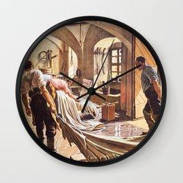At Tannery Wall Clock