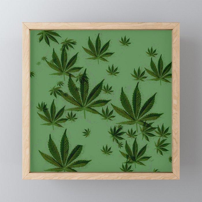Higher and Higher Framed Mini Art Print