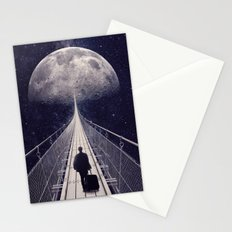 Space Trip || Stationery Cards