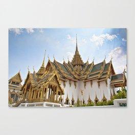 Thailand - Bangkok, Grand Palace Canvas Print