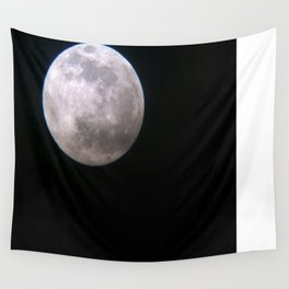 Once in a Full Moon Wall Tapestry