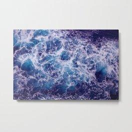 Living Ocean v4 Metal Print