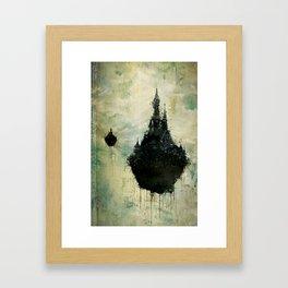 pal.ace Framed Art Print