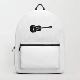 Guitar I Play Guitar Too Much Said No One Ever Backpack