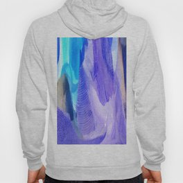 375 - Abstract Flower Design Hoody